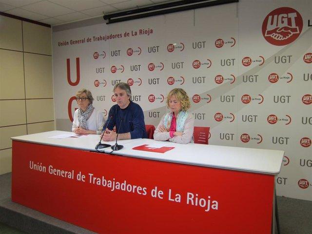 """UGT critica """"la desidia"""" del Ejecutivo regional con los empleados públicos y exige """"que cumplan lo que firman"""""""