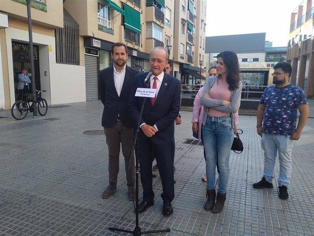 Málaga.-26M.-De la Torre (PP) propone salas de estudio abiertas 24 horas para atender demanda de alumnos y opositores