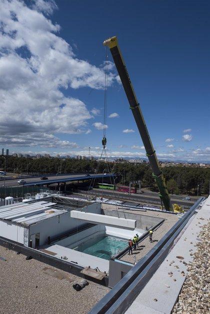 La Clínica de Navarra finaliza la instalación de tecnología y la construcción de edificio de la Unidad de Protones