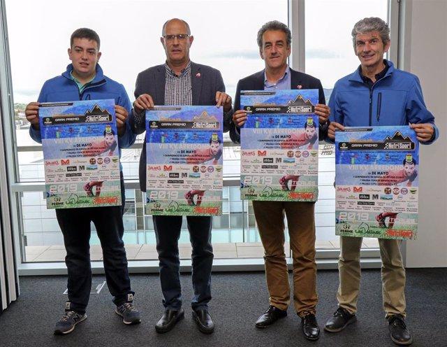 El VIII 'Kilómetro Vertical de Arredondo' se celebrará el 19 de mayo e incluirá dos pruebas nacionales y una regional