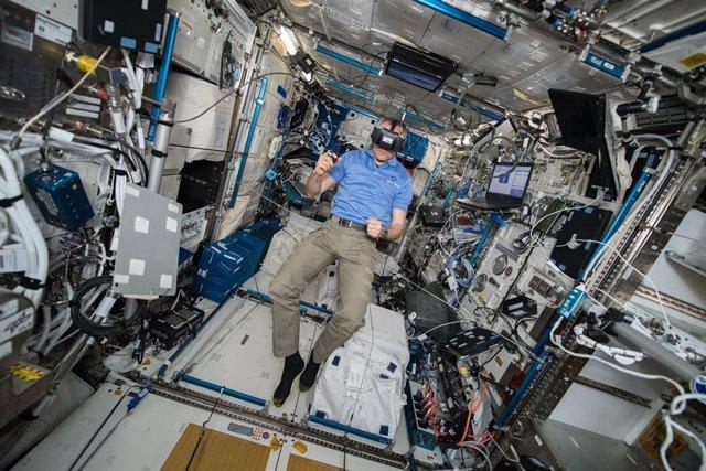Se estudia por qué el tiempo parece acelerarse en la Estación Espacial