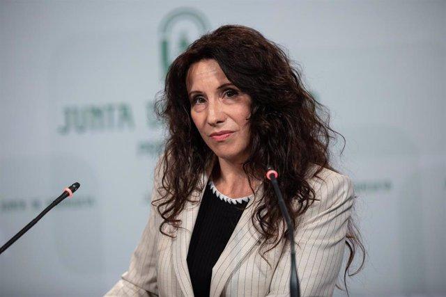 Rocío Ruiz destaca que Igualdad trabaja en un sistema de información sobre servicios sociales unificado e integrado