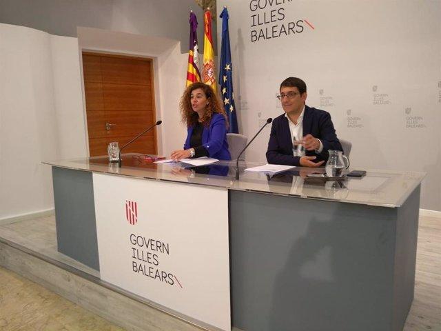 """28A.- Costa Insisteix que El Govern """"Mantindrà Les Reivindicacions De Balears"""" Davant El Proper Executiu Central"""