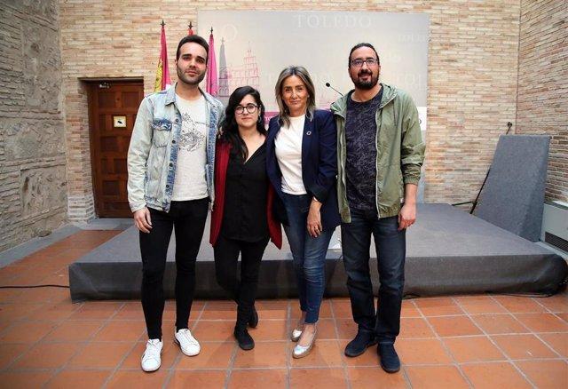 Más de 40 artistas de varias nacionalidades llenarán de arte urbano las calles del Casco de Toledo del 10 al 19 de mayo