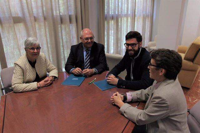 Huelva.- Un estudio sobre la Semana Santa y el Franquismo recibe el VII Premio de Estudios Onubenses 'La Rábida'