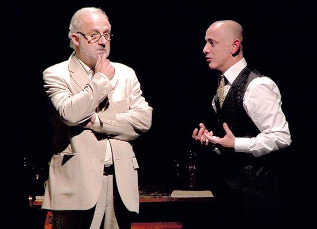 Vicente Cuadrado Y Juan Luis Herrero, Actores