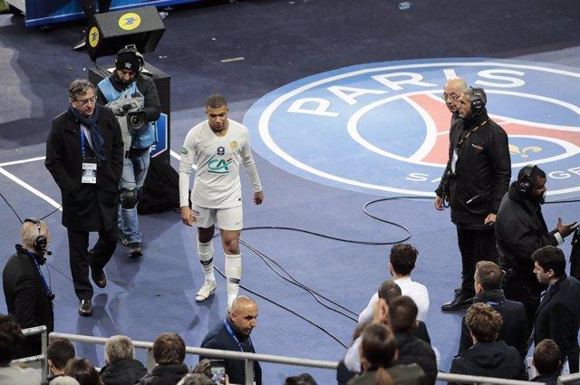 FOOTBALL - FRENCH CUP - FINAL - STADE RENNAIS v PARIS SAINT GERMAIN