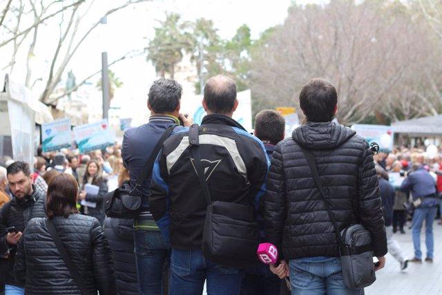 """L'APIB fa una crida al periodisme """"lliure, pluralista i independent"""" en el Dia Mundial de la Llibertat de Premsa"""