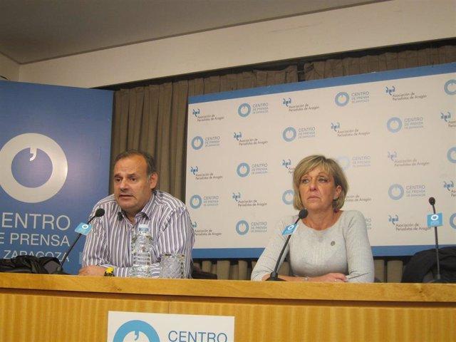 UGT y CCOO se movilizan para pedir la mejora de las condiciones de los trabajadores del campo