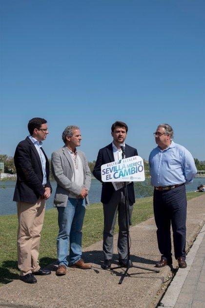 PP propone que Sevilla lidere en el Mediterráneo la lucha contra el cambio climático