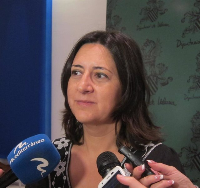 Rosa Pérez Garijo (EU)  en una imagen reciente
