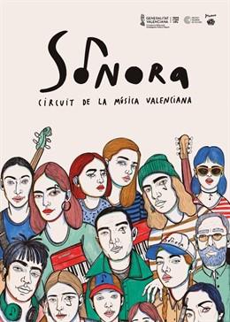 """Cultura.- Sonora amplía la oferta musical del IVC con 16 conciertos desestacionalizados de """"calidad garantizada"""""""