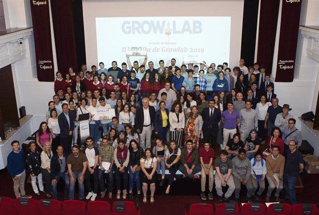 Sevilla.- Más de un centenar de estudiantes sevillanos compiten en innovación en la II Final de GrowLab
