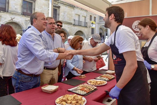 26M.- Monago Potenciará Los Sectores Agroalimentario Y Agroindustrial Con El Plan Innova Agro