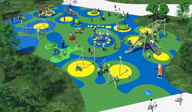 Las obras de rehabilitación del parque de La Gavia comenzarán tras el verano con una inyección de casi 26 millones