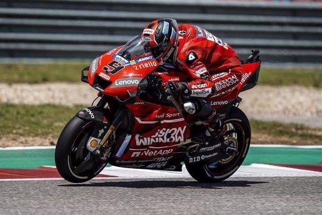 MOTO - MOTO GP - USA MOTORCYCLE GRAND PRIX 2019