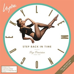 Kylie Minogue recopila sus mayores éxitos en Step Back in Time