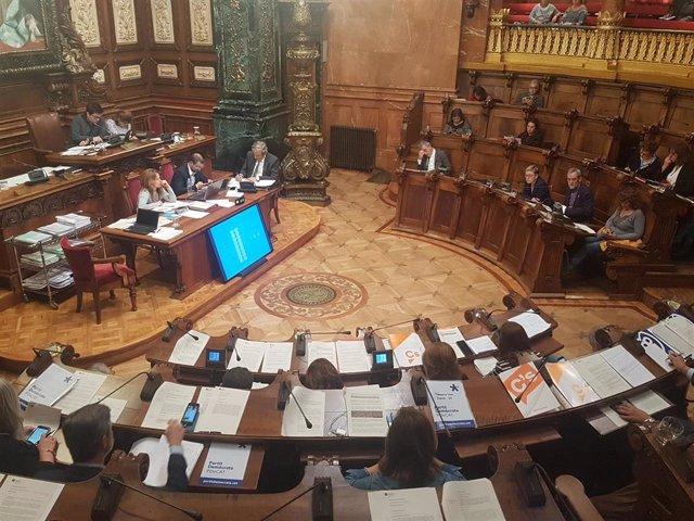 """Colau dice que el presunto violador de Barcelona """"pudo ser usuario"""" de servicios sociales usando """"nombres distintos"""""""