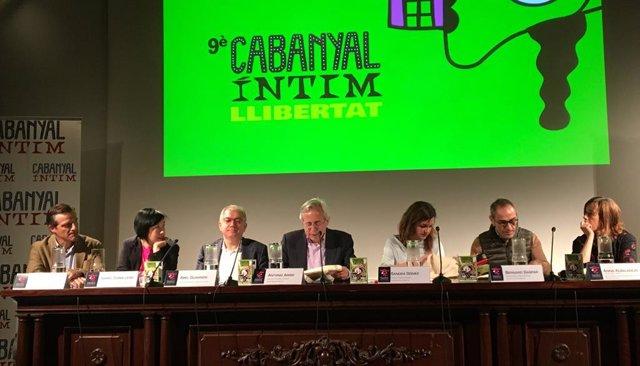 Cultura.- Cabanyal Íntim apela a la libertad frente a la censura de artistas con 11 estrenos absolutos y un nuevo premio