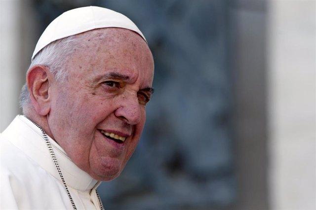 """El papa alerta de los estados nacionalistas que generan """"racismo"""" o """"antisemitismo"""""""