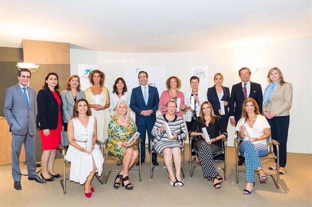 CaixaBank lanza la tercera edición del premio Mujer Empresaria