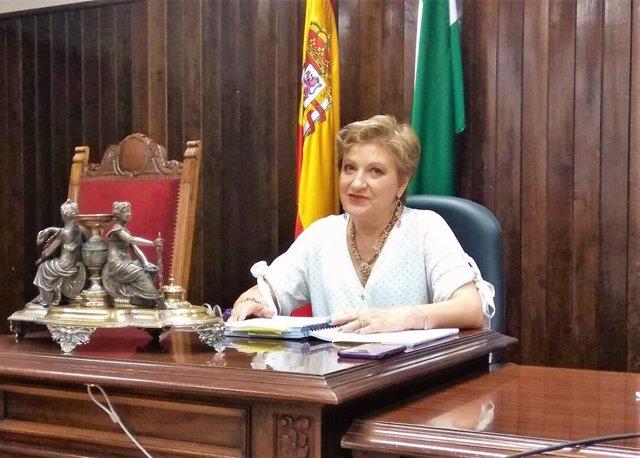 Almería.-Molina aboga por una Sección Cuarta en la Audiencia y juzgados comarcales de Violencia sobre la Mujer