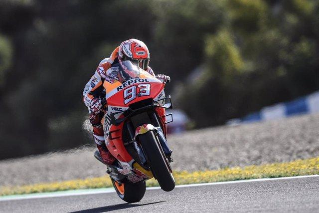 """Motociclismo/GP España.- Marc Márquez: """""""