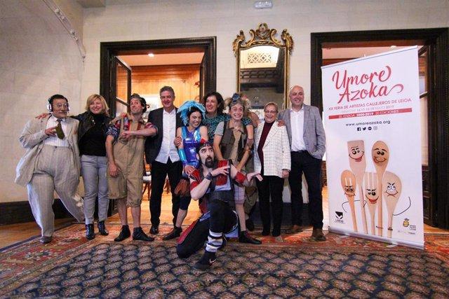 La XX edición de la Umore Azoka Leioa contará con la participación de 46 compañías y ofrecerá 19 estrenos absolutos