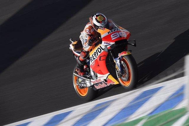 "Motociclismo/GP España.- Lorenzo: """