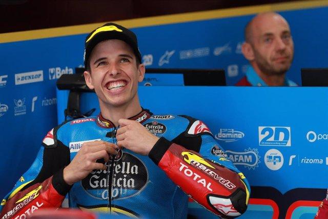 """Motociclismo/GP España.- Àlex Márquez: """"Todos llegamos muy preparados a Jerez y será un fin de semana apretado"""""""