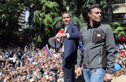 "Guaidó avisa a Maduro: si intenta detener a López en casa del embajador ""sería una amenaza de guerra"" a España"