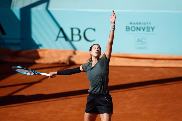 Tennis: Mutua Madrid Open 2019, Day 1