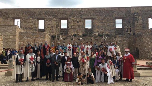 Jaén.- MásJaén.- Sabiote se traslada a la Edad Media con la celebración de la 7ª edición de sus Fiestas Medievales