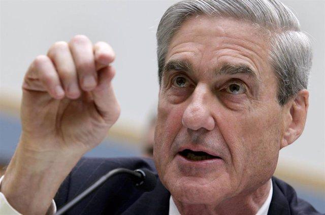 EEUU.- Mueller se quejó al fiscal general de EEUU por su resumen del informe sobre la trama rusa
