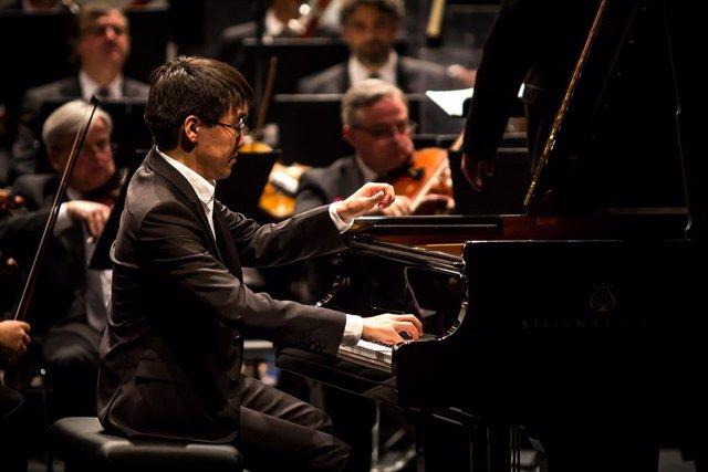 Jaén.-MásJaén.-El pianista ruso Alexander Koryankin se impone en la 61ª edición del Premio 'Jaén' de Piano de Diputación