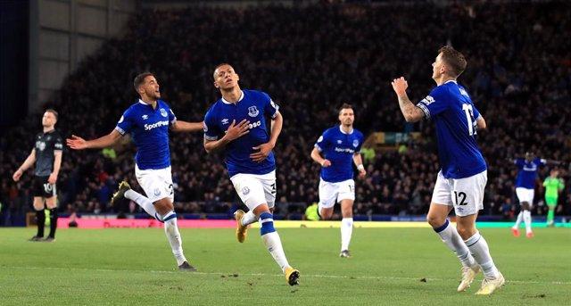 England Premier League - Everton vs Burnley