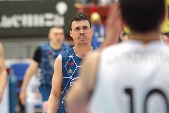Baloncesto.- Dani Pérez, 'Jugador de la Jornada' 28 de la Liga Endesa