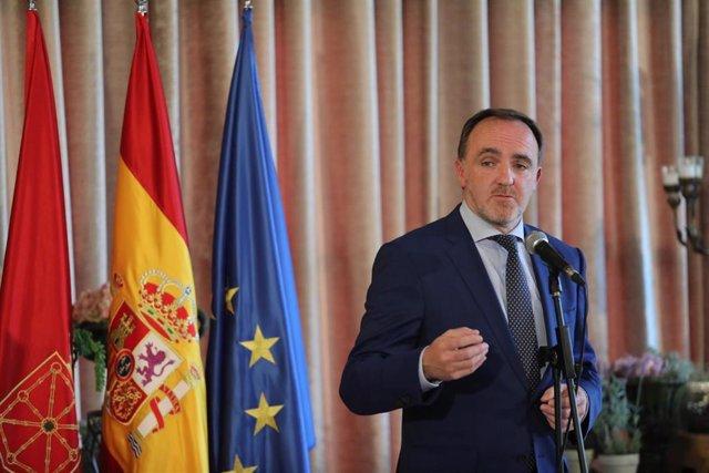 Javier Esparza se reunirá en Bruselas con expertos en áreas de especial interés para Navarra
