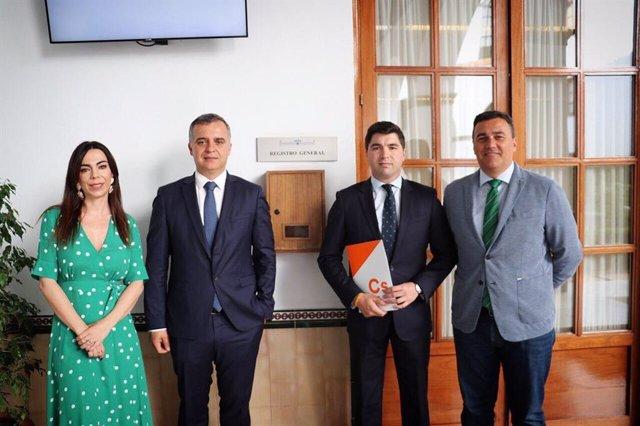 """Málaga.-Cs lleva una iniciativa al Parlamento para impulsar la reforestación del Guadalmedina tras """"30 años de dejación"""""""