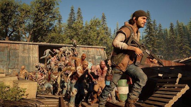 (Roberto)Days Gone, Una Superproducción Para PS4 Que Apuesta Por Un Mundo Abierto Ultraviolento