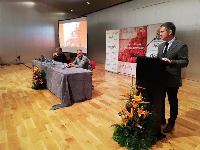 La producción de tomate en la Región de Murcia aumentó un 7,3% en 2018