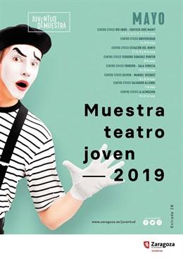 Zaragoza.- La Muestra de Teatro Joven celebra su 32 edición con 23 grupos y 200 participantes