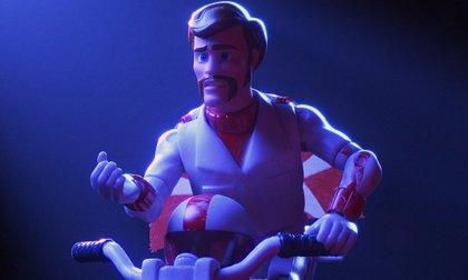 VÍDEO: Así es Duke Caboom, el genial personaje de Keanu Reeves en Toy Story 4