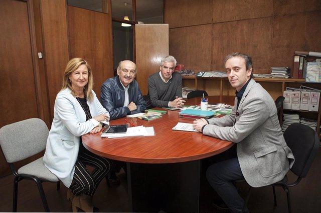 26M.- Fuentes-Pila Creará En Santander Una Oficina De Gestión De Licencias Y Autorizaciones