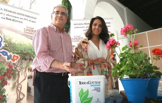 Córdoba.- El Concurso de Patios de 2019 cuenta con el patrocinio de Terravida