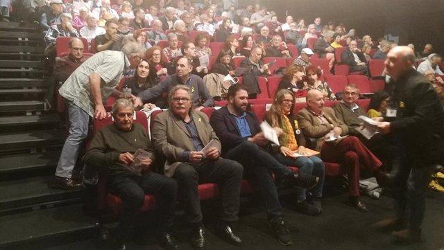 """Tardà llama a que el """"País Valencià diga basta al expolio permanente y avance hacia un proceso como el de Cataluña"""""""