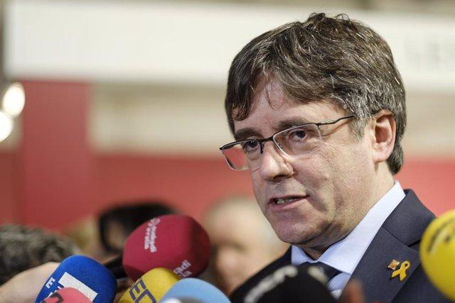 La Fiscalia de l'Audincia Nacional desmenteix que un dels seus fiscals espiés Puigdemont