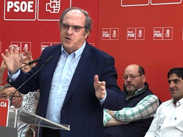 """26M.- Gabilondo Espera Que Errejón Y Carmena Puedan Debatir """"Pero Cumpliendo Las Reglas Del Juego"""""""