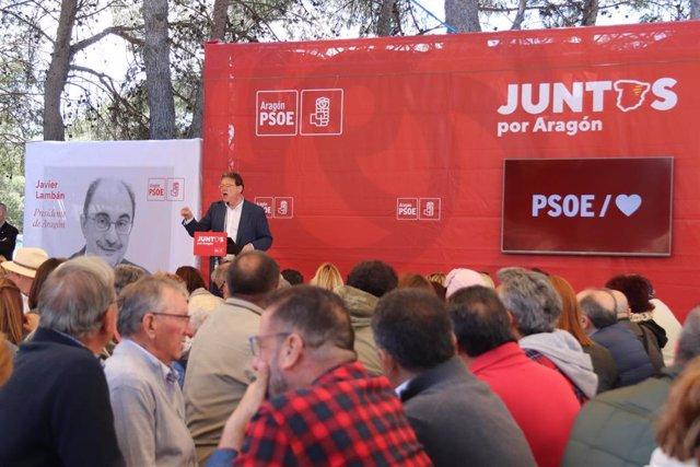 """AMP.-26M.- Ximo Puig aboga por """"profundizar"""" en el Estado autonómico con """"cooperación y lealtad"""""""