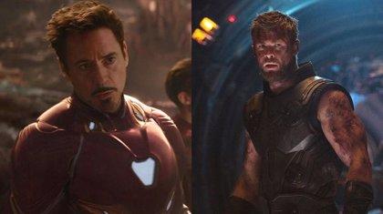 Endgame: La secuencia eliminada de Iron Man y Thor... en Asgard
